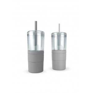 Chill Cup 21Oz Tumbler With Silicone Straw