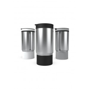 Travel 2 Go 18Oz Double Wall Steel Travel Mug