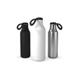 Message Bottle 16Oz/25Oz Double Wall Steel Water Bottle