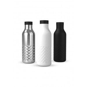 Diamond Bottle 25Oz Double Wall Steel Water Bottle