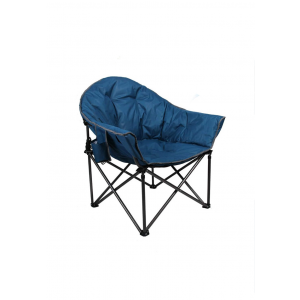 Oversized Padded Moon Chair
