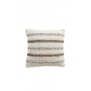 Handicraft Beige Natural Pillow Cover