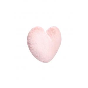 Polyester Heart Pillow With Filling