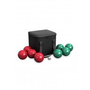 Outdoor Backyard Family Bocce Ball Set